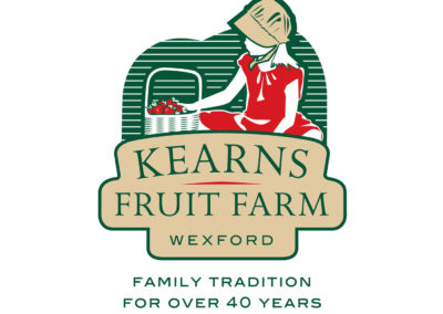 Kearns Fruit Farm, branding